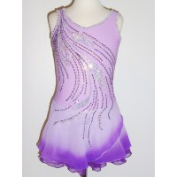Elite Skate Wear Dip Dye Dress- SALE!