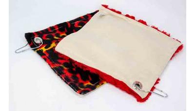 Crazy Fur Blade Towel