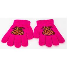 ShinyHandz Rhinestone Design Youth Gloves