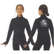 Mondor Polartec® Rhinestones Jacket (Snowflake)