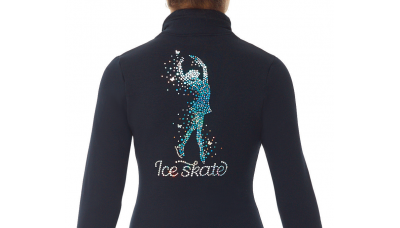 Mondor Polartec® Ice Skate Sparkle Jacket