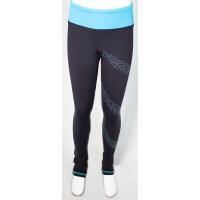 ChloeNoel Crystal Spiral Skate Pant