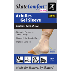 Skate Comfort Achilles Gel Sleeve