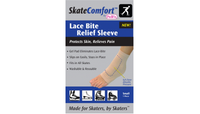 Skate Comfort Lace Bite Relief Sleeve