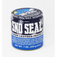 Sno Seal Leather Protector, 7oz Jar