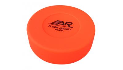 A&R Floor Hockey Puck