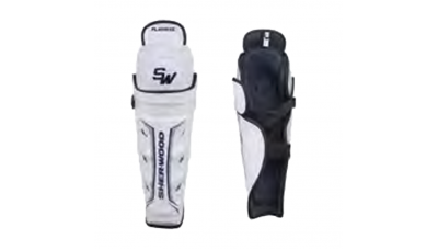Sher-Wood Playrite Junior Shin Pad