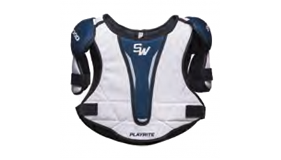 Sher-Wood Playrite Junior Shoulder Pad