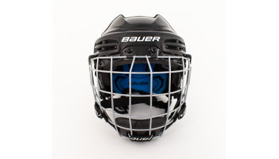 Bauer Prodigy Youth Helmet Combo (Black)