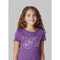 Find Your Center Girls T-Shirt