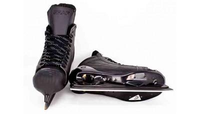 Graf DM1080 Senior Goalie Skate (Black)