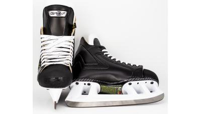 graf supra g709 pro senior skate hockey skates ice. Black Bedroom Furniture Sets. Home Design Ideas