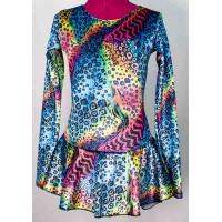 Mondor Born To Skate Glitter Dress