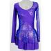 Mondor Sparkly Dress (Sapphire)