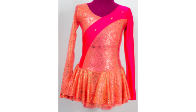 Mondor Sparkle Long-Sleeved Dress (Competition)