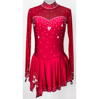 Joyce+Co Split Skirt Sweetheart Dress-SALE!