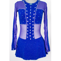 Mondor Sapphire Sparkle Dress (Competition)