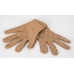 ShinyHandz Rhinestone Competition Gloves, Nude