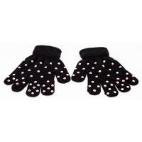 ShinyHandz All Over Rhinestone Youth Gloves
