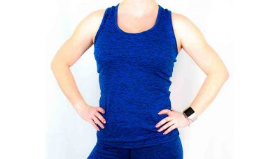 VF Sport T-back Tank Top