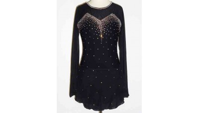 Elite Skate Wear Dance Competition Dress