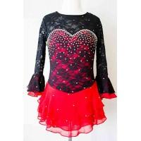 Elite Skate Wear Carmen Dress