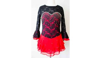 Elite Skate Wear Carmen Dress