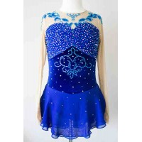 Elite Skate Wear Royalty Dress