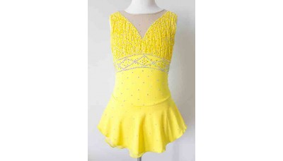 Elite Skate Wear Mellow Yellow Dress