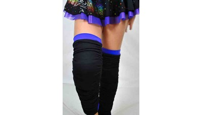Frozen Couture Crash Leg Warmers