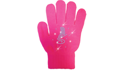 ChloeNoel Crystal Skate Glove