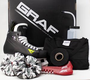 Graf G755 Pro Senior Player Pack
