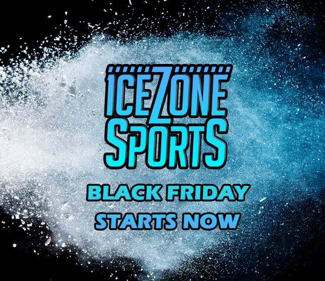 Ice Zone Sports Black Friday is HERE!!